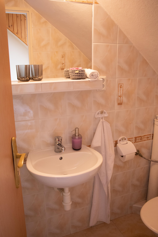 Kúpelňa v izbe č.1