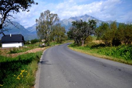 12: Výhľad na Tatry